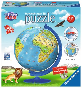 Ravensburger Children's Globe 12338
