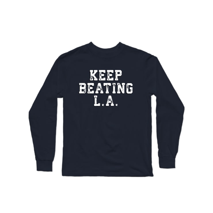 Keep Beating L.A. Longsleeve Shirt
