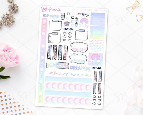Dreamer Hobo Weeks Mini Kit