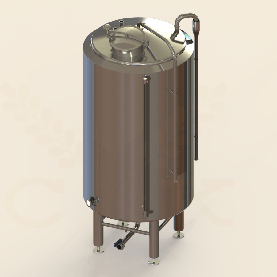 10 BBL | Hot Liquor Tank | Steam Jacketed