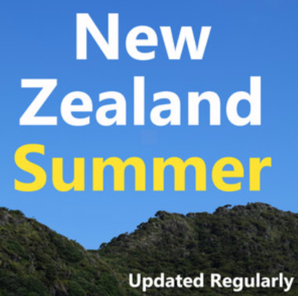New Zealand Summer (Dub, Roots, Reggae, DnB, Chill-out)