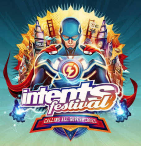 Intents Festival 2019 - Calling All Superheroes