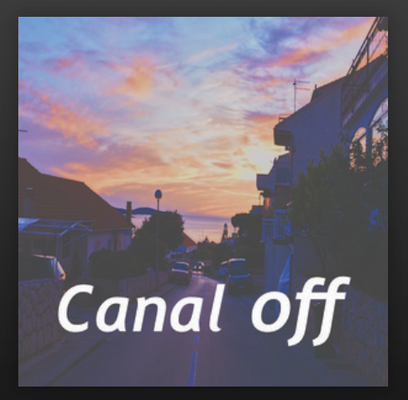 Canal Off
