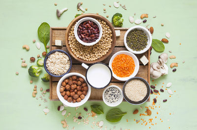 Complete Protein: Finding it in Plant-Based Foods