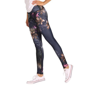 Palm Reader Leggings Leggings Yoga Democracy