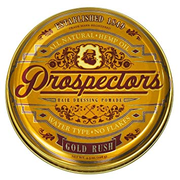 Prospectors - Gold Rush Pomade - mike-barbershop