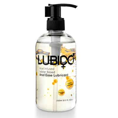 LUBIDO Intimate Anal Lubricant 250ml