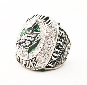 NEW Philadelphia Eagles Super Bowl Ring (2018) - Players Ring - Championship Rings