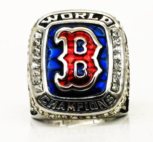 Boston Red Sox World Series Rings (2018) - Championship Rings