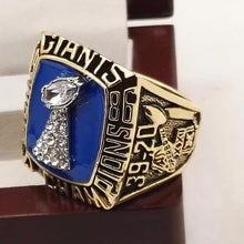 New York Giants Super Bowl Ring (1986) - Championship Rings