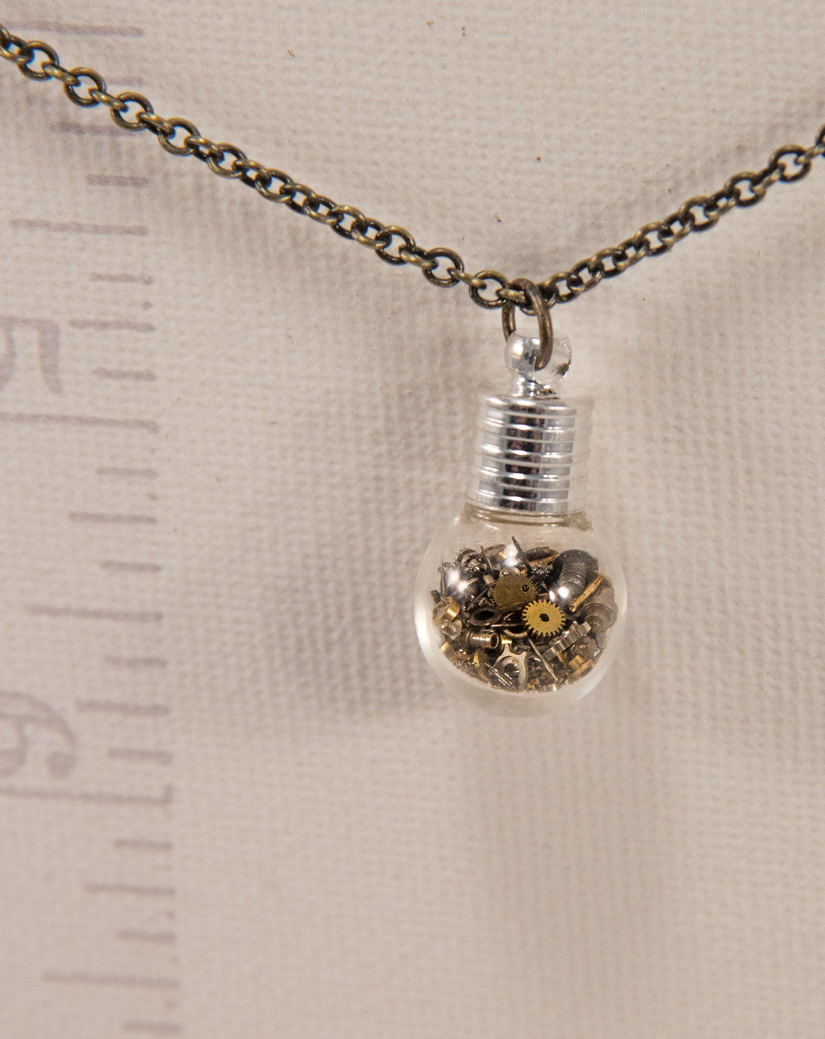 Bulb Necklace