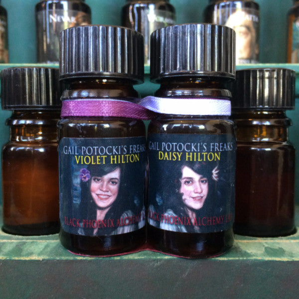 """Wormwood Factory"" LIMITED EDITION scented oil from Black Phoenix Alchemy Lab"