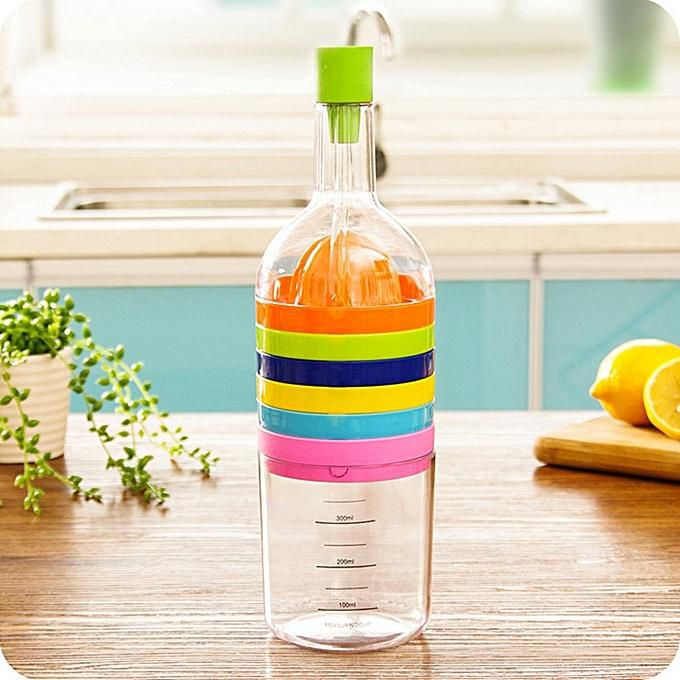 Bottle of Kitchen Tools (8-in-1)