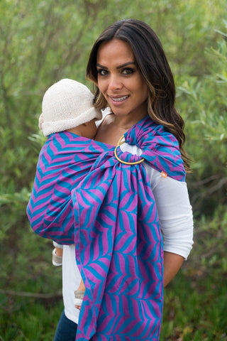 Migaloo Empowered - Cotton Ring Sling