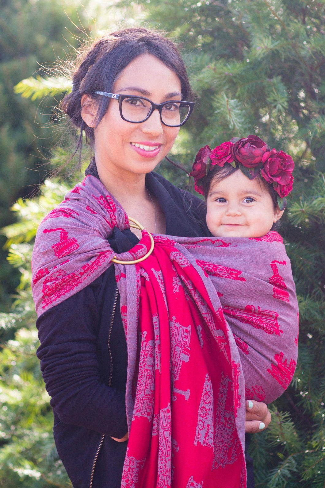 Conductor - Wrap Conversion Ring Sling Ring Sling - Baby Tula