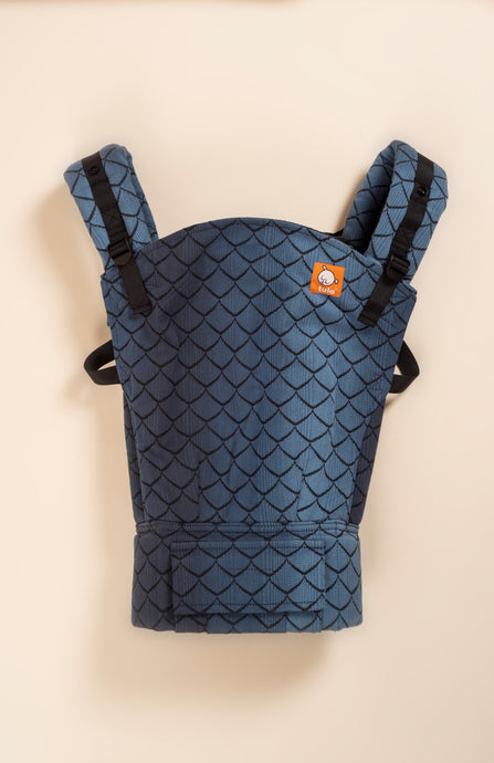 DBG Baby Dragonscale Sapphira - Tula Signature Baby Carrier