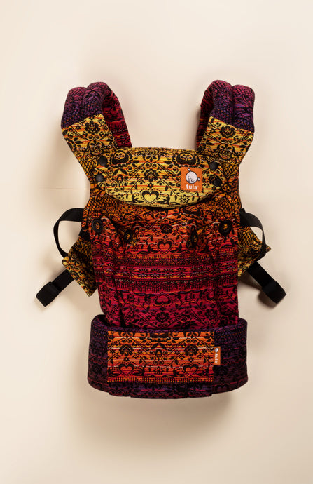 Piofore Space Lava - Tula Signature Baby Carrier