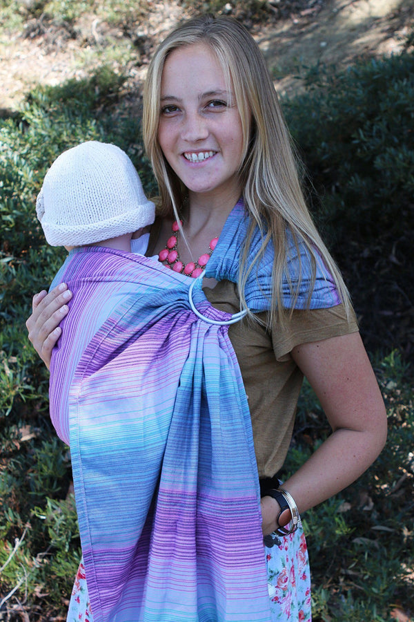Aurora Galileo - Wrap Conversion Ring Sling Ring Sling - Baby Tula