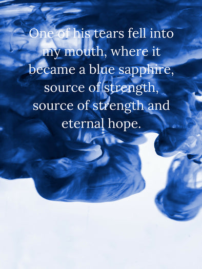 Sapphire ~ Birthstone for September (but you secretly wish was for your birth month)