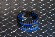 Thin Blue Line Paracord (Style #1) 1