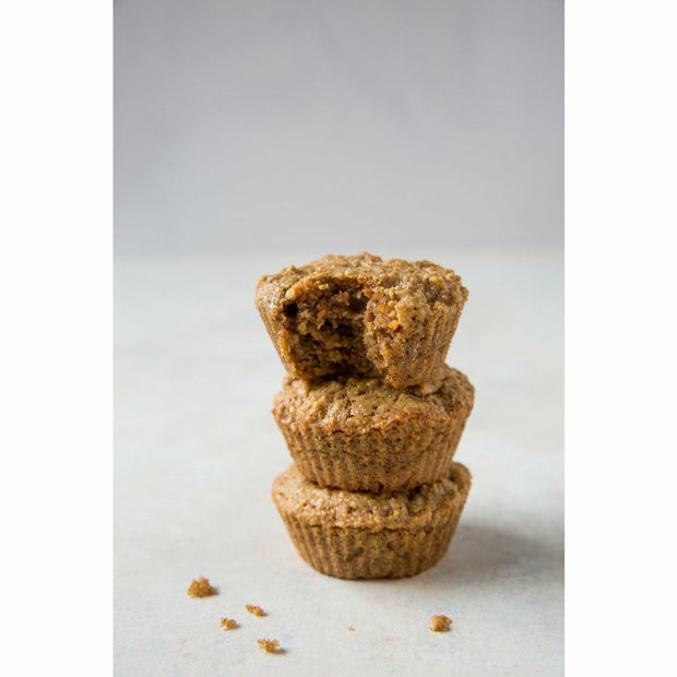 Carrot Muffin & Cake Mix - Low Carb, Gluten Free, and Dairy Free