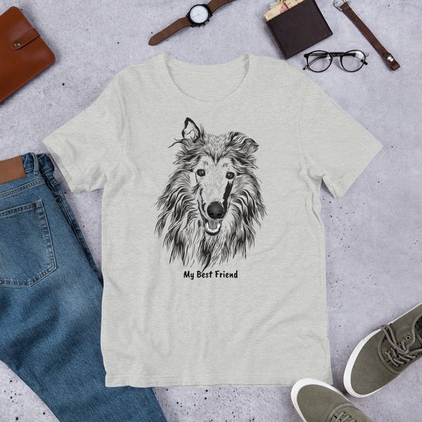 Collie- Tee Shirt
