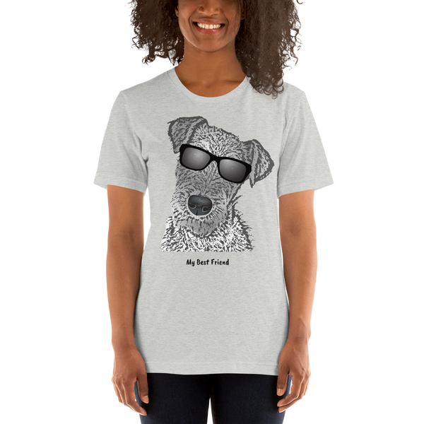 Airedale Terrier - Tee Shirt