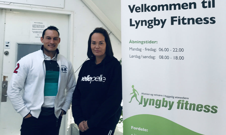 Agreement with Lyngby Fitness