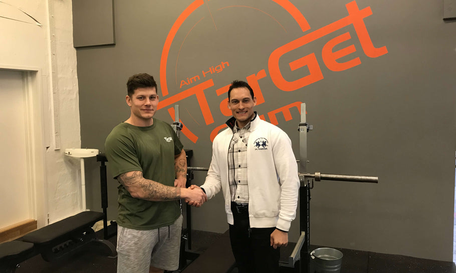 Agreement with TARGET GYM