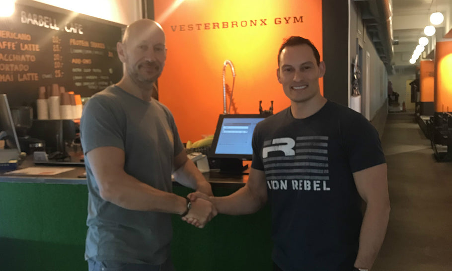 Agreement with Vesterbronx Gym