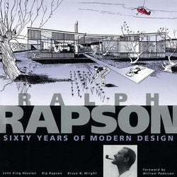 Ralph Rapson: 60 Years of Modern Design
