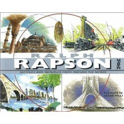 Ralph Rapson: Sketches and Drawings from Around the World