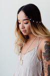 Danani | Gemstone Bohemian Headpiece - Style #432 | Shelby Hickenlooper Photography