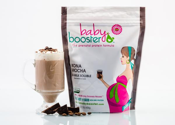 Baby Booster Prenatal Protein and Vitamin Shake