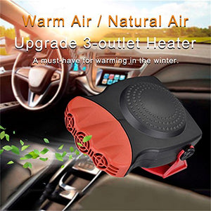 Rapid Result Windshield Defogger | Car Defogger | Car Heater
