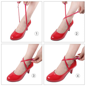 Anti-slip Shoe Straps