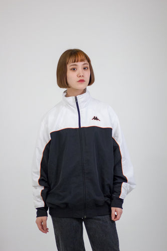 KAPPA Track Top in Size Large