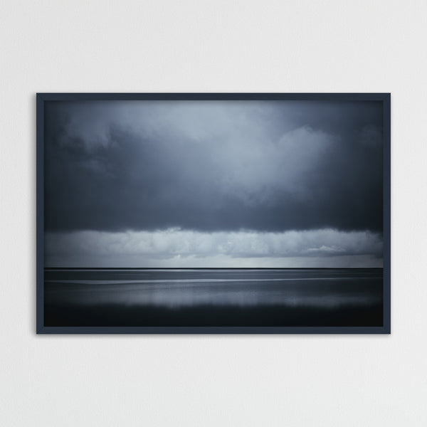 Dark Clouds over the Ocean | Photography Print by Northlandscapes