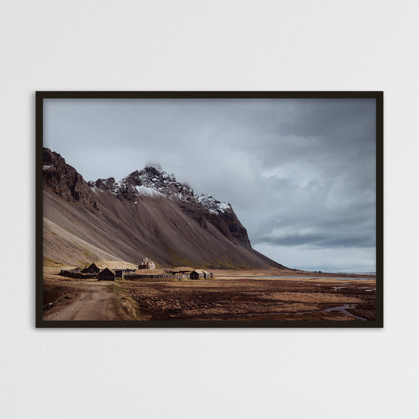 Viking Village in Iceland | Photography Print by Northlandscapes
