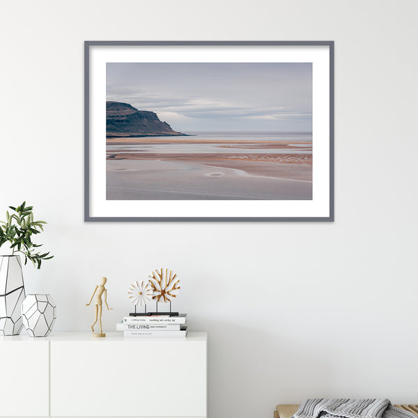 Rauðasandur Beach in the Westfjords of Iceland | Wall Art Print by Jan Erik Waider