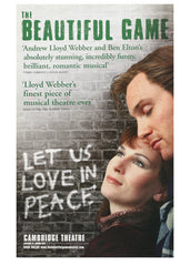 The Beautiful Game - Let us Love in Peace -  theatrical poster