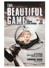 The Beautiful Game (version2) -  theatrical poster