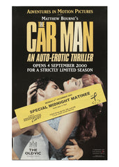 The Car Man - theatrical poster