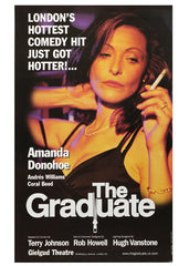 The Graduate (Amanda Donohoe) - theatrical poster
