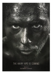 The Hairy Ape is Coming - theatrical poster