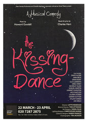 The Kissing Dance - theatrical poster
