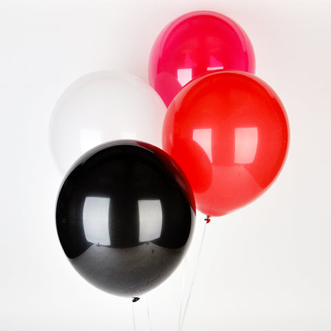 Assorted balloons - Pirate