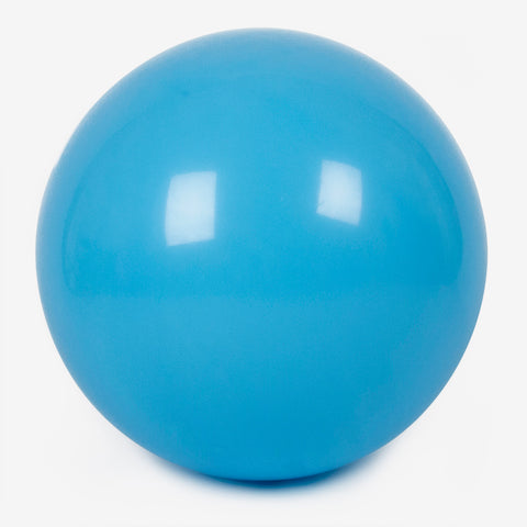 1 giant balloon - Pale blue