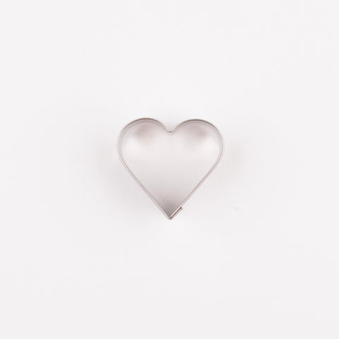 1 Heart cookie cutter