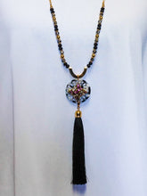 Vienna - Long Beaded Chain Necklace Set